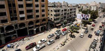صور من قطاع غزة