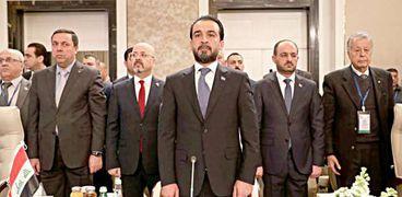 رئيس البرلمان العراقي