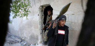 المليشيات المسلحة في ليبيا