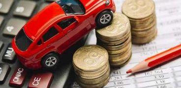 قرض السيارة