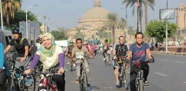 استعدادات لـ«التعليم العالى» لإطلاق مشروع «دراجة لكل طالب»