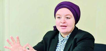 الدكتورة راندا فارس