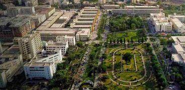 جامعة المنصورة_ صورة أرشيفية