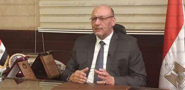 حسين أبو العطا رئيس حزب المصريين