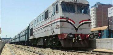 قطار سكة حديد