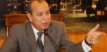 الدكتور إسماعيل عبدالحميد - محافظ دمياط