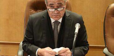 علي المصيلحي، وزير التموين والتجارة الداخلية
