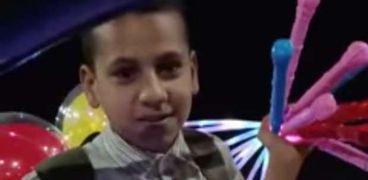 الطفل محمد خلف