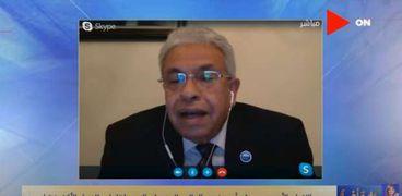 الكاتب والمفكر عبد المنعم سعيد