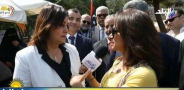 جانب من فعاليات أول مهرجان للعسل المصري