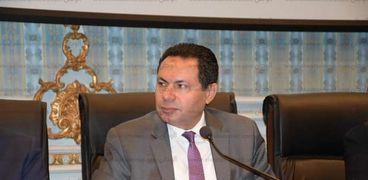 هشام الحصري رئيس لجنة الزراعة والري في البرلمان
