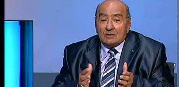 المستشار محمد حامد الجمل، رئيس مجلس الدولة الاسبق