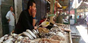 استقرار أسعار الأسماك اليوم السبت 7 أغسطس