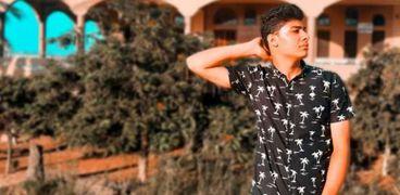 الطالب سلمان فريد حسن عاطف