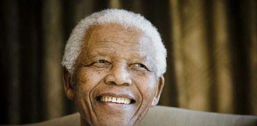 الزعيم الراحل نيلسون مانديلا