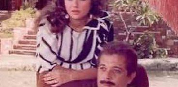 ليلى علوي ومحمود عبد العزيز