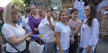 وفد أوكراني يزور بورسعيد