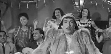 حسين إبراهيم في دور جمالات كفتة