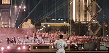 إغلاق ميدان التحرير