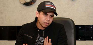 عمر كمال .. مغني المهرجانات