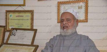 الشيخ حافظ الصانع