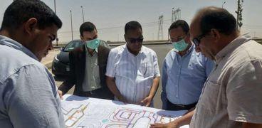 رئيس جهاز الشروق: جار رفع كفاءة الطرق بإسكان المستقبل والعائلي