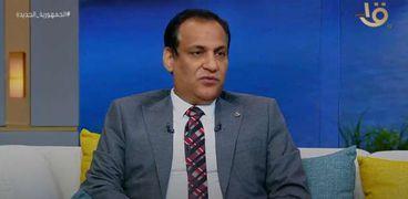 الدكتور صلاح هاشم مستشار وزير التضامن الاجتماعي للسياسات الاجتماعية