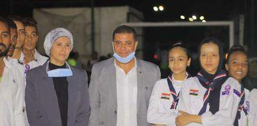 سفاجا تستعد لإقامة نهائيات اولمبياد الطفل المصري