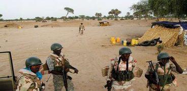 القوات الأمنية في النيجر