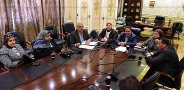 لجنة القوى العاملة .. صورة أرشيفية
