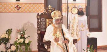 البابا تواضروس الثاني في عيد القيامة المجيد