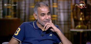 الفنان محمود البزاوي