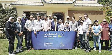 «المصرف المتحد» يدعم الأسر الأولى بالرعاية