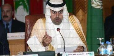 الدكتور مشعل بن فهم السلمي رئيس البرلمان العربي
