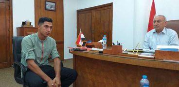 عثمان مع البعلى