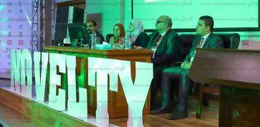 مؤتمر لربط طلاب الصيدلة في عدداً من الكليات بسوق العمل