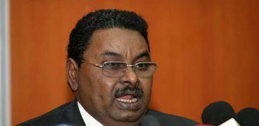 مدير الأمن والمخابرات السابق في السودان- الفريق صلاح قوش-صورة أرشيفية