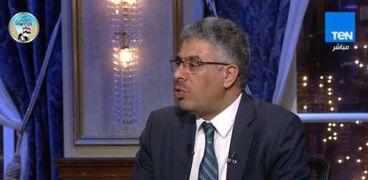 الكاتب الصحفي عماد الدين حسين