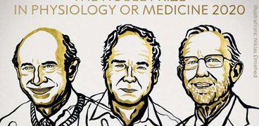 الحائزون على نوبل في الطب