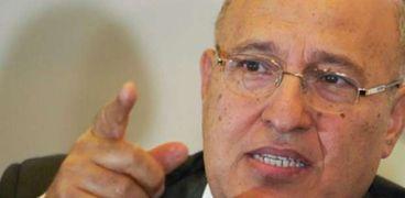 الدكتور نبيل شعث مستشار الرئيس الفلسطيني للشؤون الخارجية
