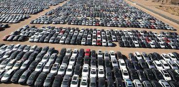 مبيعات السيارات_أرشيفية