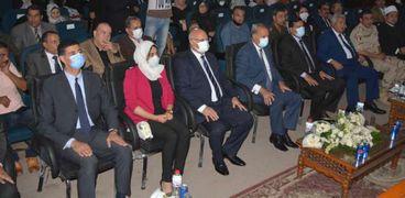 احتفالية نصر أكتوبر بالشبان في بنها