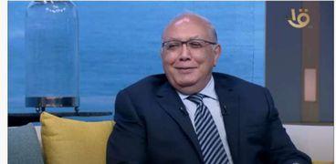 الدكتور أحمد الجوهرى رئيس الجامعة المصرية اليابانية للعلوم والتكنولوجيا ببرج العرب