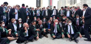المحامين الأتراك