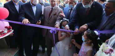 افتتاح 3 مدارس في كفر الشيخ