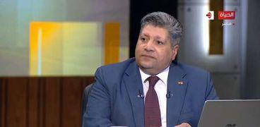 الدكتور خالد قاسم، مساعد وزير التنمية المحلية، والمتحدث الرسمي باسم الوزارة