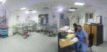 مستشفى زفتى العام