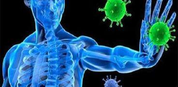 6 علامات تدل على ضعف الجهاز المناعي