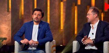 محمد محمود عبدالعزيز وكريم محمود عبدالعزيز