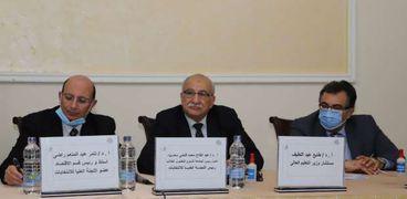 اللجنة العليا للانتخابات بجامعة عين شمس